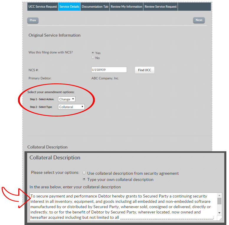 How To Amend Or Terminate A Ucc Ncs Credit