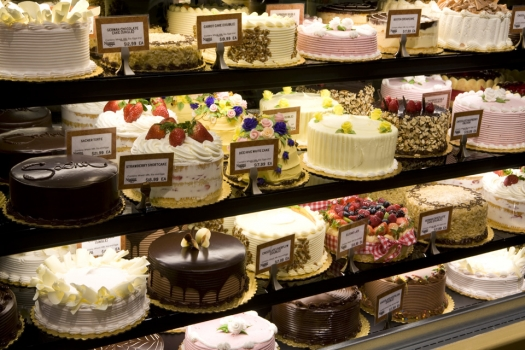 Fresh Cream Cake Shops In London